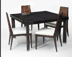 Wicker table and chairs  All products are hand-made high-class specialists.