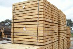 Edged board pine.