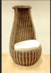 Wicker  Chair.