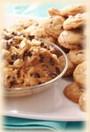 Cookies shortbread with filler.