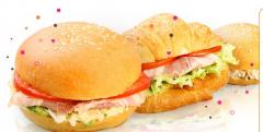 Sandwiches Fast Food