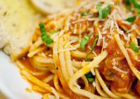 Pastas Italian tomato