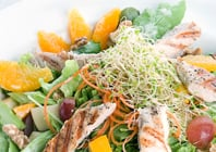 Fresh Salads  easy