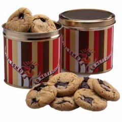 Cookies in decorative box