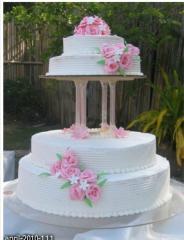 Wedding Cake layered