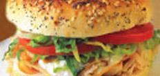 Sandwich fast food