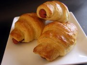 Croissants Puff pastry