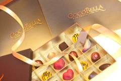 Assorted Chocolates in a box  Box of 12 P 750