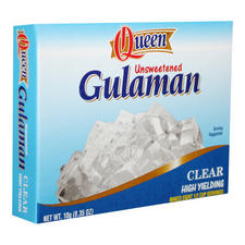 Gelatin food Gulaman