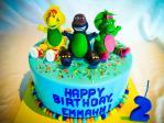 Festive Cake for Children