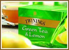 Twinings Green Teas