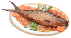 Dried Fish Herring DR101