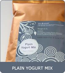 Plain Yogurt Mix