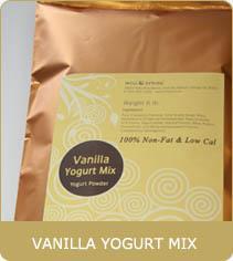 Vanilla Yogurt Mix