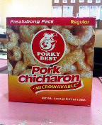 Pork Chicharon