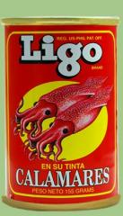 Seafood Canned Squid