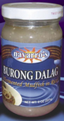 Fermented Mudfish in Rice Burong Dalag