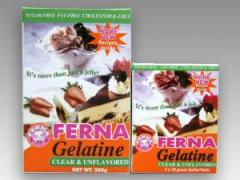 Ferna Clear and Unflavored Gelatine