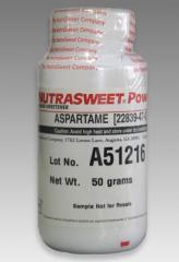 A nutritive sweetener Aspartame