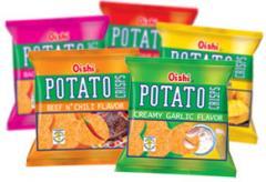 Potato Crisps box