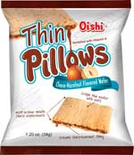 Thin Pillows Candy