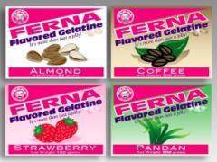 Flavored Gelatine