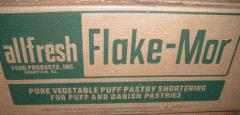Flake - Mor Puff Pastry Shortening