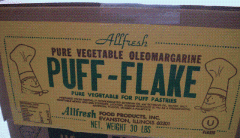 Puff - Flake Pastry Shortening