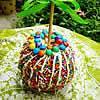 Candy on a stick Carousel Caramel Apple