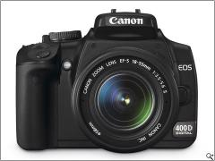 Canon EOS 400D Digital Camera