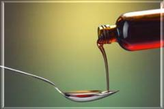 Cough Syrup Carrageenans