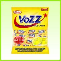VOZZ Honey-Lemon Menthol