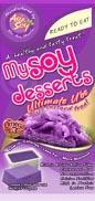 My Soy Desserts Buko Pandan