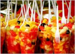Frozen Fruits Pineapple