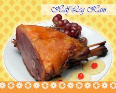 Pork ham holiday