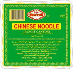 Chinese Noodles (Pancit Canton)