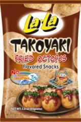 Sharp SauceTakoyaki
