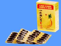 Ginseng Capsule E- Gold