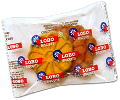 Lobo Cookies Crackers