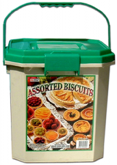 Assorted Green Mixed Biscuits