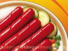 Regular  Hotdog