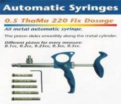 ThaMa Automatic Syringes