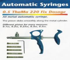 ThaMa Automatic Syringes
