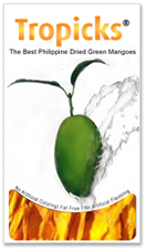 Dried Green Mango