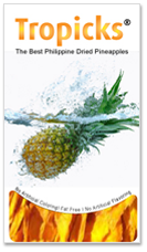 Tropicks Pineapple