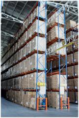 Storage Facilities for Industrial Goods