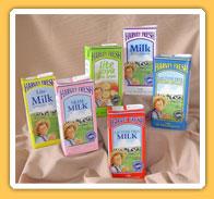 Harvey Fresh Milks