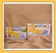 Haitai crackers