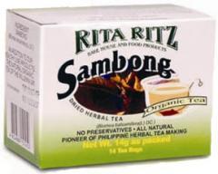 Traditional Philippine Herbal Tea