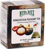 Mangosteen Pericarp Tea